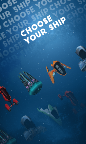 Tubocity – Get Your Ship Together – Addictive Endless Tunnel Tube Runner Arcade Game With Different Ships to Choose From