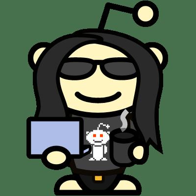 Sketch avatar - for our verified Community Discord Server for game development - Moderator